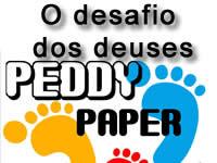 Peddy-paper 'O desafio dos deuses'