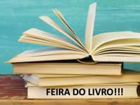 Convite – Feira do Livro (30 de maio e 03 de junho)
