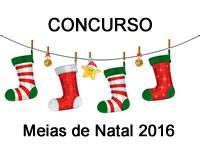 "Concurso ""Meias de Natal 2016"""