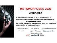 """Participação da EBS da Povoação no """"Encontro Ciência'21"""""""